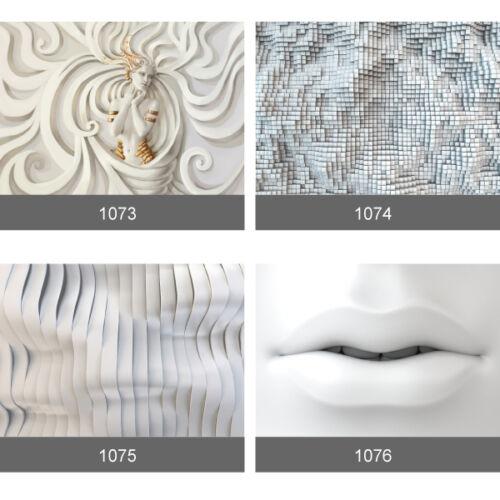 Nouveau MEDUSA ART 3D luxe moderne mur murale papier peint photo photo adhésif