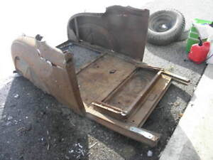 Ford Model A Roadster Package Tray 1930-1931