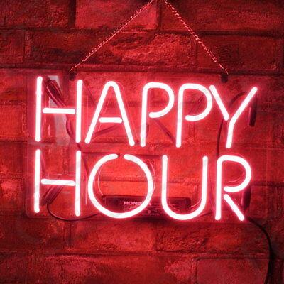 "12/""x8/""Fvck Off Neon Sign Light Beer Bar Pub Home Room Wall Decor Visual Artwork"