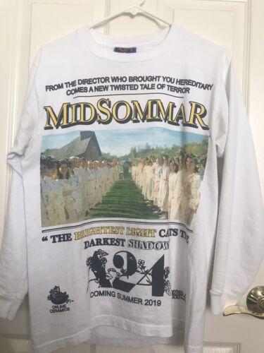 Midsommar Online Ceramics Shirt A24 John Mayer Goo