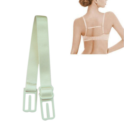 2//3 x Breast Straps Clips Rope Back Strap Holder for Women Non-Slip Bra Form R*T