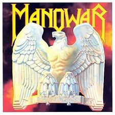 Battle Hymns [Remaster] by Manowar (CD, Jun-2000, Caroline World Service)
