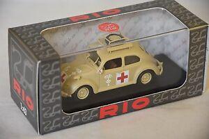 RIO-4525-Volkswagen-Coccinelle-Ambulance-armee-Africaine-1941-1-43