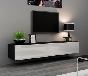 Image Is Loading Seattle 24 Tv Unit Modern Television Stands