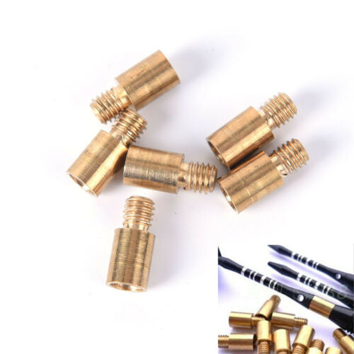 6pcs Professional 1.5 grams Dart weight add tools Accessories 2BA thread/_ccDT