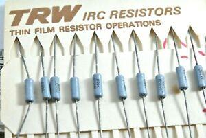 IRC RN55 51.1K 1/% MIL Resistor WIDERSTÄNDE 6pcs 51K1