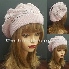 53d19a6079a item 8 Women Winter Spring Summer Baggy Crochet Knit Slouchy Beanie Beret  Cap Ski Hat - Women Winter Spring Summer Baggy Crochet Knit Slouchy Beanie  Beret ...