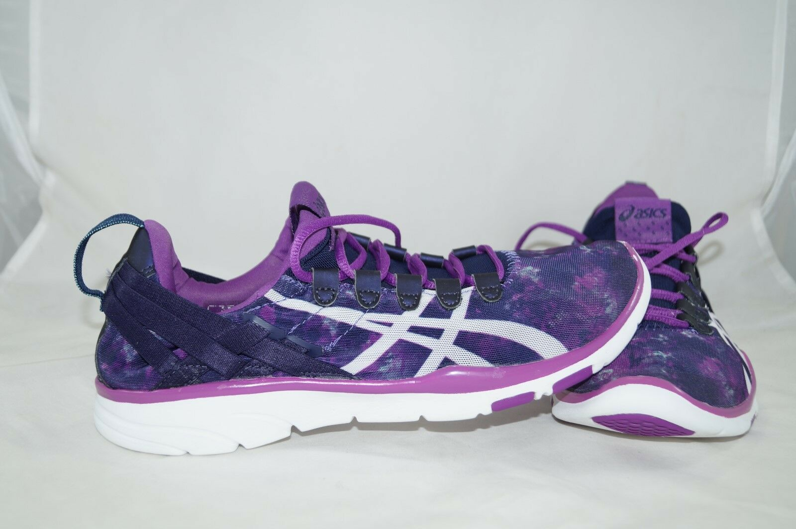 ASICS GEL Fit Sana Gr  39 violet Trainers Jogging chaussures De Course
