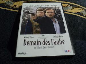 DVD-NEUF-034-DEMAIN-DES-L-039-AUBE-034-Vincent-PEREZ-Jeremie-RENIER