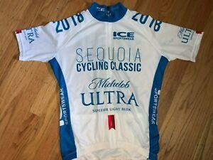 Large-ICE-Sequaia-Classic-short-sleeve-Jersey-brand-new