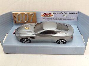 Corgi-007-Aston-Martin-Vanquish-especial-edicion-limitada-Coleccionables-Revista