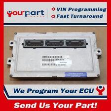2005 Lacrosse 3.8 Engine Computer Serv No 12591278 Programmed to your VIN ECM PCM ECU