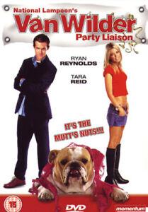 Van-Wilder-Party-Liaison-DVD-2003-Ryan-Reynolds-NEW