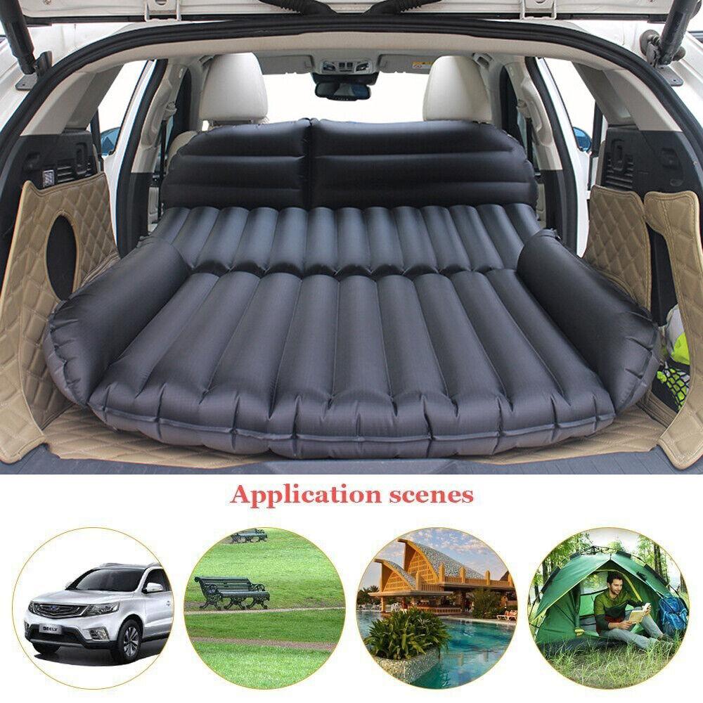 SUV Auto Materassino letto gonfiabile per campeggio materasso letto gonfiabile con pompa