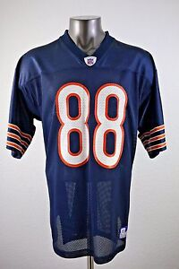 finest selection 8f3ad 1505d Reebok NFL Chicago Bears Marcus M Robinson #88 Men's GSH ...