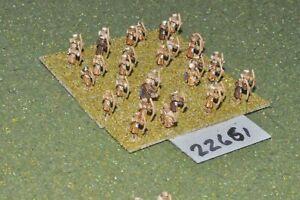 10 Mm Dark Ages/arabe-archers 32 Figures-inf (22661)-afficher Le Titre D'origine