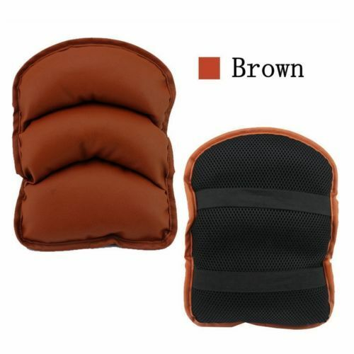 Car SUV Armrest Arm Rest Center Console Pad Cover Cushion Seat Box Mat Cover