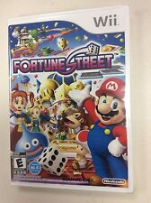 Wii Fortune Street Nintendo Wii Game New Sealed