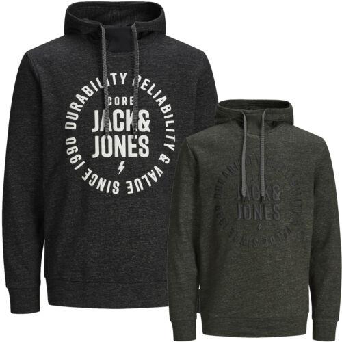 Jack Jones Herren Kapuzenpullover Hoodie Sweat Shirt Jacke Männer Marken Robin