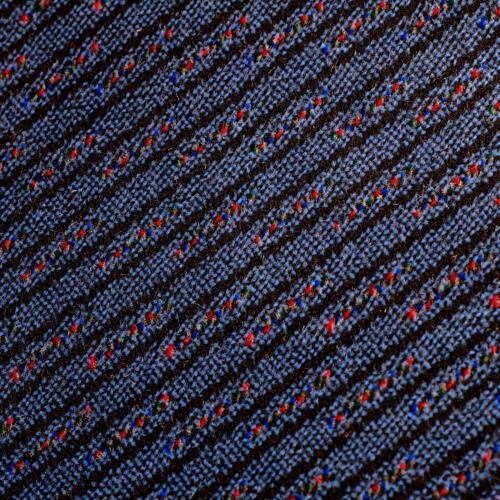 Schwarz-blaue Velours Sitzbezüge für AUDI 80 Autositzbezug VORNE