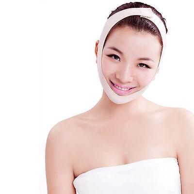 Heißverkaufende Gesichtsmaske Schlankheits-Maske Kinnhebe Verband V-Serie