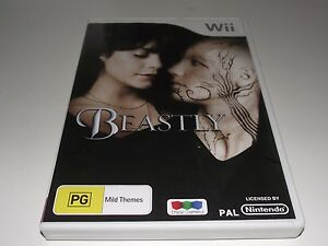 Beastly-Nintendo-Wii-PAL-Complete-Wii-U-Compatible