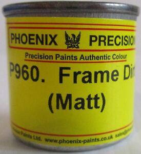 Phoenix Paints P983 Aluminium Phoenix Precision Paint Tin 14ml