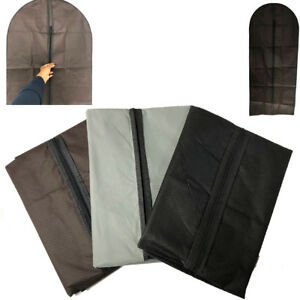 Garment-Cover-Protector-Bag-Dresses-Coat-Shirt-Suit-Dust-Covering-BagStorage-New