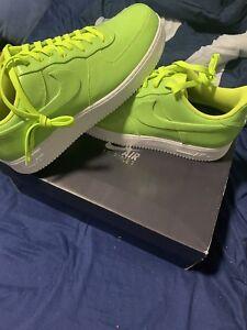 air nike force 1 verde