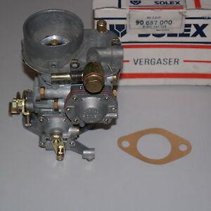 carburateur solex neuf