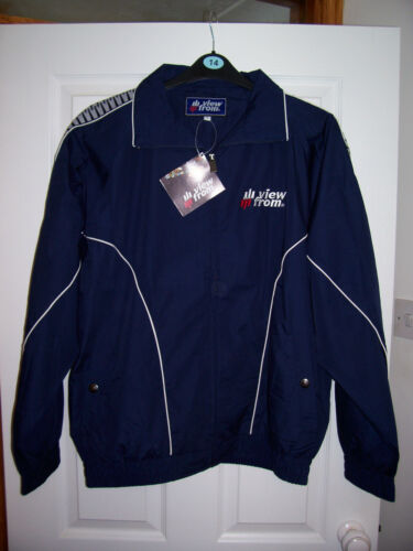 """ VIEW FROM "" running jacket, shower and windproof, soft shell, lined. Excellent"