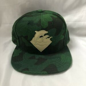 Pink-Dolphin-Camouflage-Adjustable-SnapBack-Cap