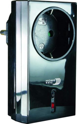 ELRO Home Easy funkdimmer he202eu Noir Radio Variateur avec 300 W selbstlernend