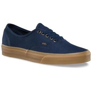 66d7b86e3a Image is loading Vans-Authentic-Light-Gum-Dress-Blue-Vans-Authentic-