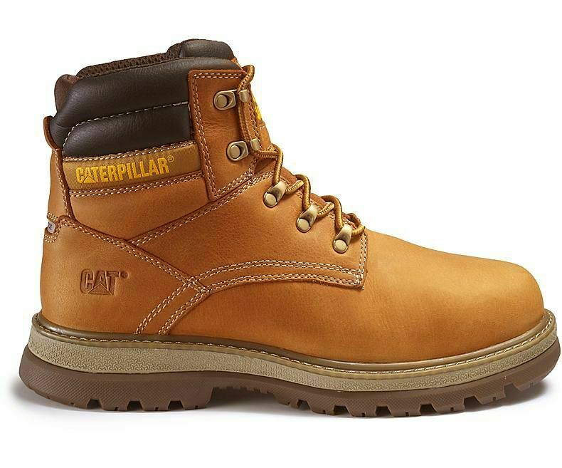 Caterpillar Men Fairbanks Soft Toe Work Boot P74138