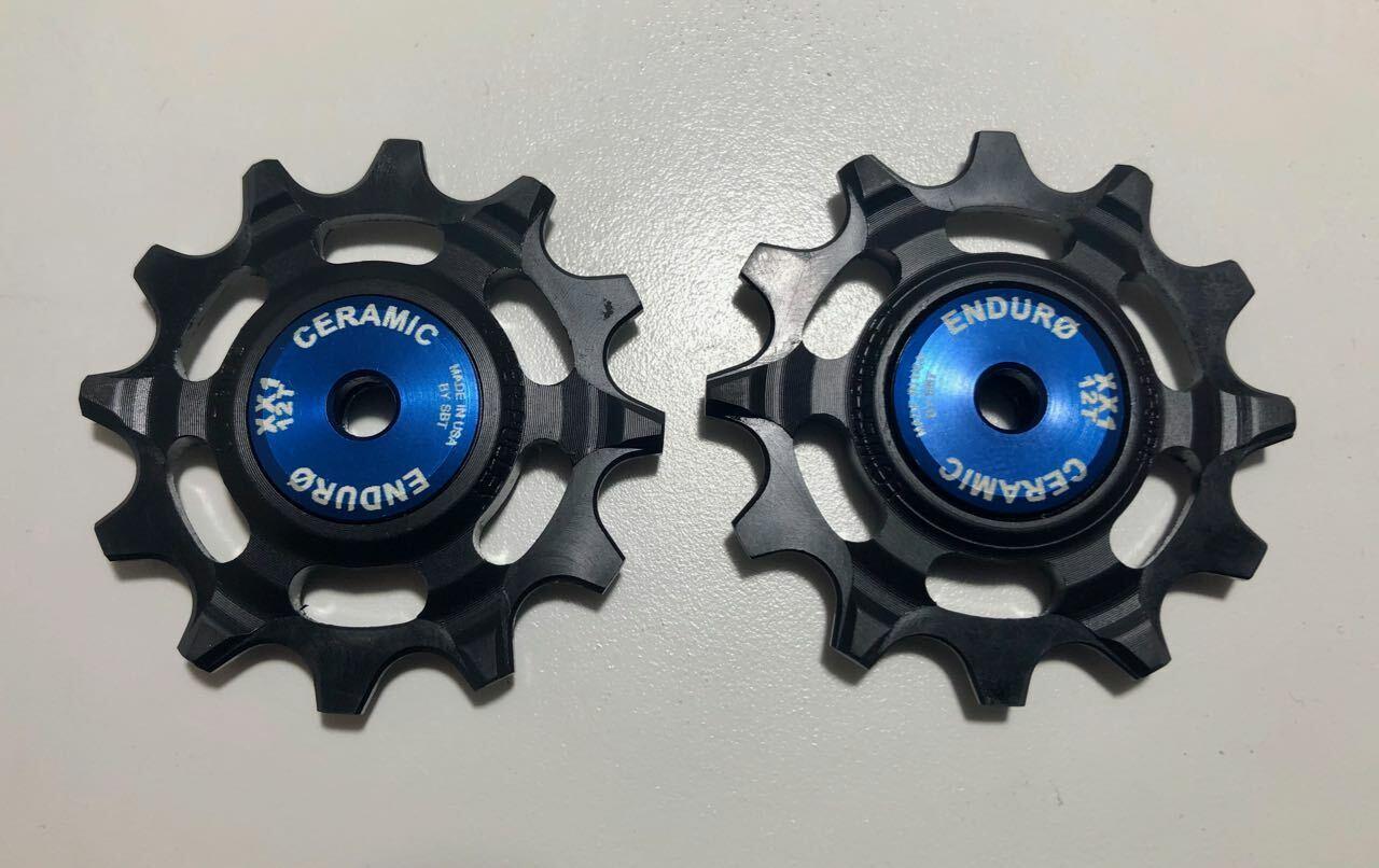 NEW BBB Rollerboys BDP05 Jockey Wheels For SRAM Mechs