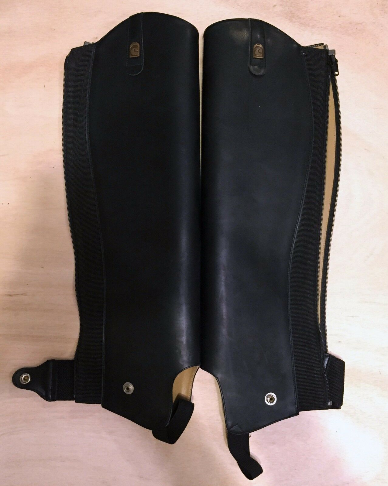 Cavallo Half Chaps Equestrian Never used, very good  condition  the classic style