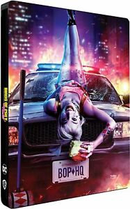 Birds-Of-Prey-Harley-Quinn-4K-Ultra-HD-Steelbook-Pre-Sale-WORLDWIDE-SHIPPING