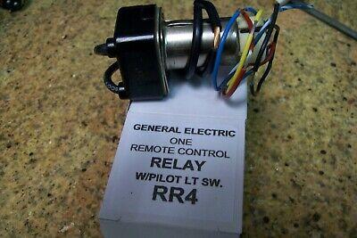 GENERAL ELECTRIC REMOTE RELAY 347VAC MAX  RR8