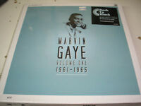 Marvin Gaye - Volume One 1961-1965 7 X Lp Box Set Uk Pressing W/ Download Code