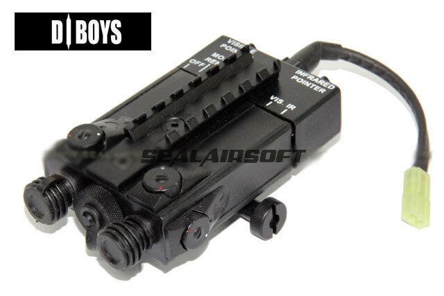 DBOYS 9.6 V 1200 mAh unPEQ Scatola Batteria Nero DBM51