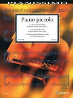 Piano Piccolo Sheet Music 111 Little And Very Easy Original Classical 049045292