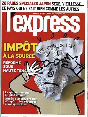 o declaración del enviado impot luxembourg