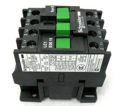 New Schneider Telemecanique Contactor LC1E0610Q5N 380V NEW IN BOX #sch