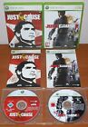 Just Cause (1 & *2), Avalanche Studios, Xbox 360 / *One, Pal-España ¡COMPLETOS!