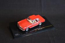 IXO Mercedes-Benz 230 SL Hard Top (W113)  1964 1:43 Rede (JS)