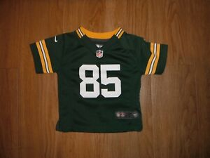 Hot Green Bay Packers Greg Jennings #85b NIKE Jersey Toddler 12 Months  free shipping