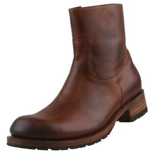 Stivali New da uomo pelle Stivaletti Scarpe in 9491 Biker Boots da Sendra Scarpe uomo FUrwFqY