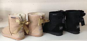 Bailey-Bow-Mini-Ugg-Boots-Premium-Australian-Sheepskin-Sizes-3-13