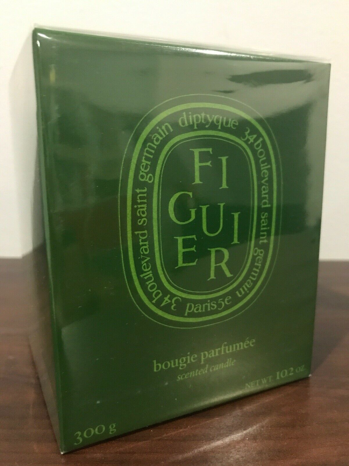 Diptyque Figuier Candle 10.2oz Sealed
